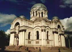 Храмы Каунаса